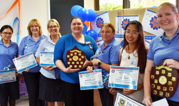 QEII International Nurses Day awards