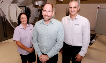 radiation oncology celebrate 15 years - PAH news