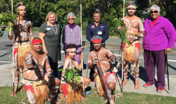 Redland Hospital has celebrated NAIDOC Week