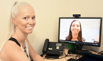 Telehealth clinic has early success