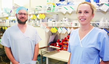 Redland Hospital surgeons providing expanded surgical services to Bayside community