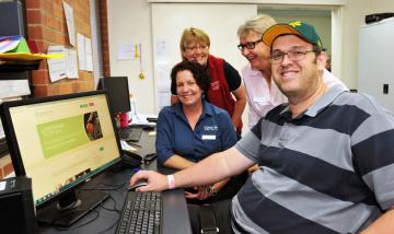 Kenneth Melchert Return to Work Program Launch PAH news article