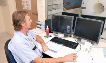 The first clinical PET-MRI in Australia in use at the PA Hospital