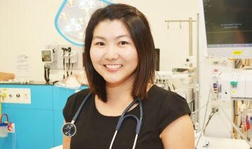 From Physiotherapy to a career in medicine