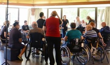 Singing Cords - Spinal Injuries Unit PAH