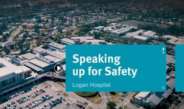 Speaking up for Safety - Logan Hospital
