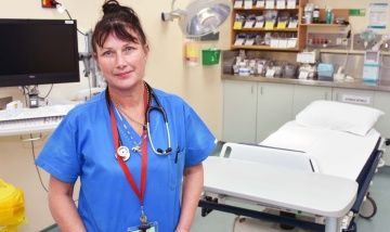 Beaudesert rural and remote nurses