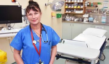 Beaudesert rural and remote nurses