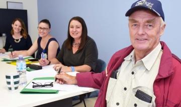 Valuable voice in recruitment process John Barnett