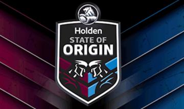 state of origin logo