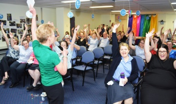 Logan and Beaudesert Hospitals successfully achieve Pathway to Excellence for nursing excellence