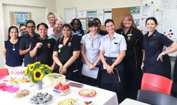 Sunflower Team celebrates 1st birthday