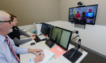 Princess Alexandra Hospital's (PAH) telehealth services continue to increase
