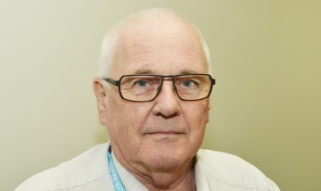 Dr Barnes bids farewell to Logan Hospital