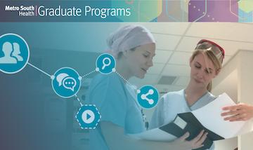 Graduate Programs at Logan, Beaudesert and Redland Hospitals