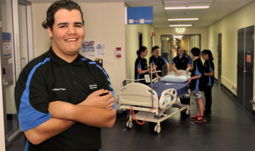 New traineeships in Operational Services benefits indigenous students