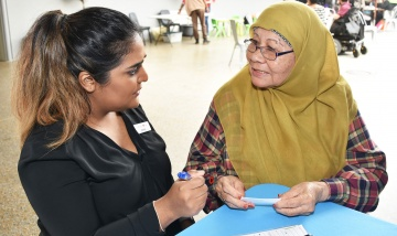 Multicultural Health Day