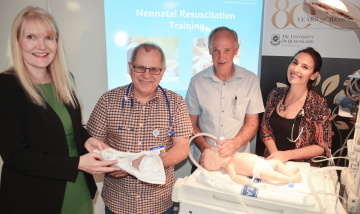 New training babies a valued asset for UQ and Redland Hospital