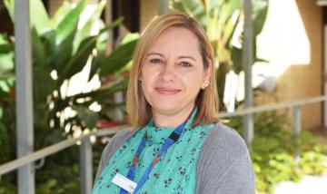 Vikki Tomlinson Nurse Navigator Disability